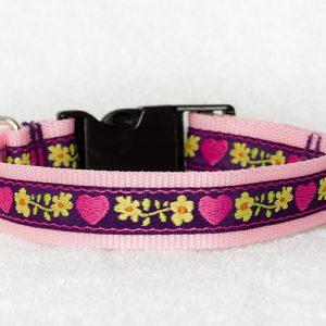 halsband hond handgemaakt - hondenhalsband - honden halsband – handgemaakte hondenhalsbanden