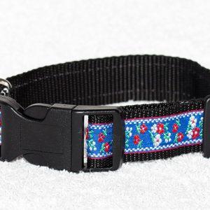 gekleurde halsbanden hond - unieke halsband hond handgemaakt - halsband hond handgemaakt