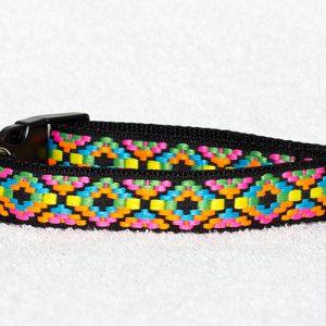 nylon halsband hond - halsbanden hond handgemaakt - handgemaakte halsbanden