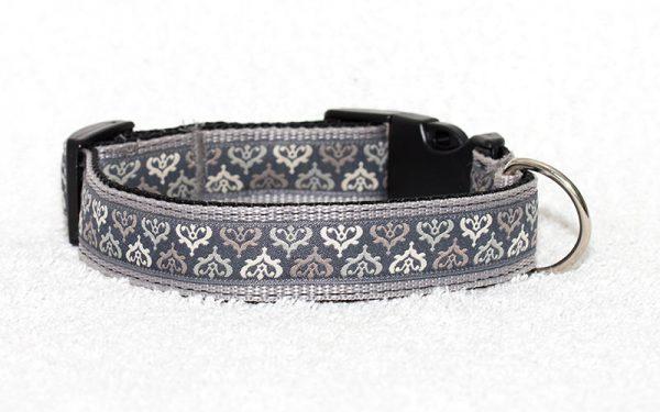 hondenhalsband nylon - halsbanden hond handgemaakt - handgemaakte hondenhalsbanden
