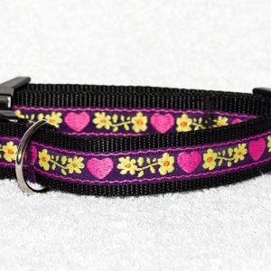 vrolijke halsbanden - halsbanden hond handgemaakt - handgemaakte hondenhalsbanden