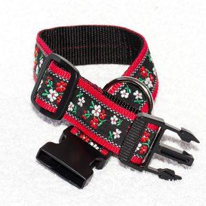 exclusieve hondenhalsbanden - halsbanden hond handgemaakt - handgemaakte hondenhalsbanden