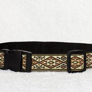 unieke halsbanden nylon - halsbanden hond handgemaakt – handgemaakte hondenhalsbanden
