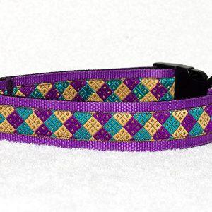 brede halsbanden handgemaakt - halsbanden hond handgemaakt - hondenhalsbanden